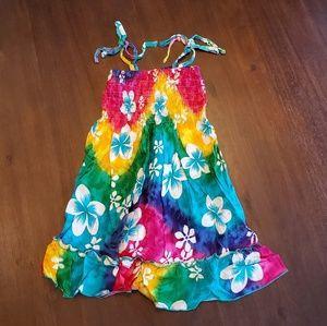 Girl's Hawaiian dress size 2-5